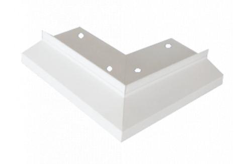 Europrofil Rohový segment 90 ° H14 vonkajšie PVC, 14 mm LBKR90H14