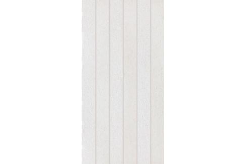 Dekor Rako Unistone biela 30x60 cm, mat, rektifikovaná DDPSE609.1