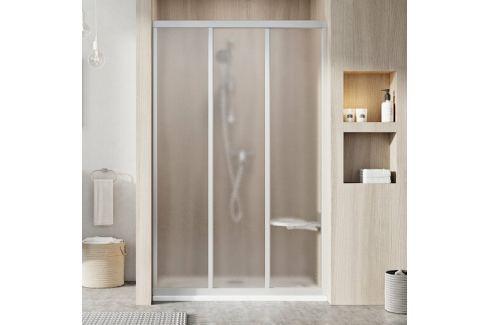 Sprchové dvere 80x188 cm Ravak Supernova chróm matný 00V40U02ZG