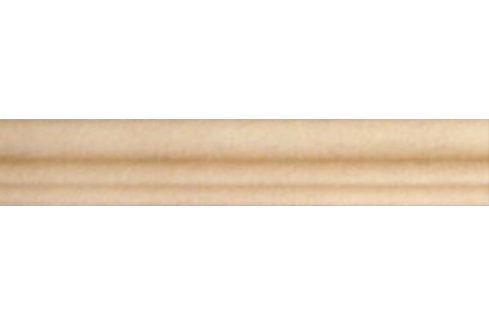 Schodová Tvarovka Exagres Torelo svetlo béžová 5x36 cm mat SCHODT020