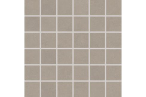 Mozaika Rako Trend béžovošedá 30x30 cm, mat, rektifikovaná DDM06656.1