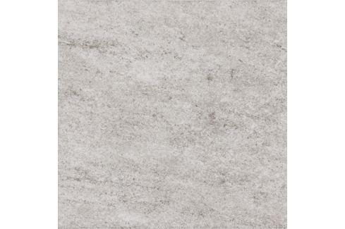 Dlažba Rako Pietra šedá 60x60 cm, reliéfne, rektifikovaná DAR63631.1