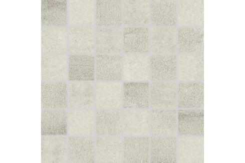 Mozaika Rako Cemento béžová 30x30 cm, mat, rektifikovaná DDM06662.1