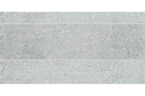 Dekor Rako Cemento šedá 30x60 cm, mat, rektifikovaná DDPSE661.1