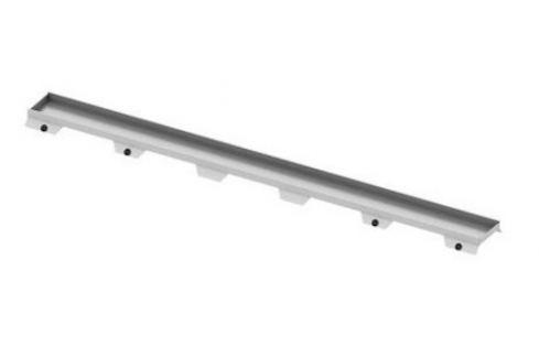 Rošt Tece Drainline 85 cm leštená nerez pro vložení dlažby 600972