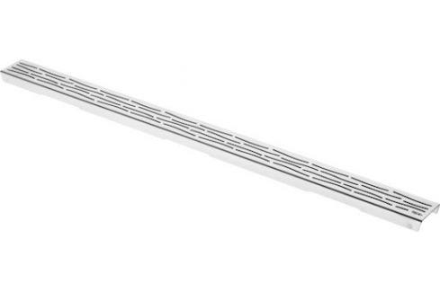 Rošt Tece Drainline 85 cm kartáčovaná nerez organic 600961