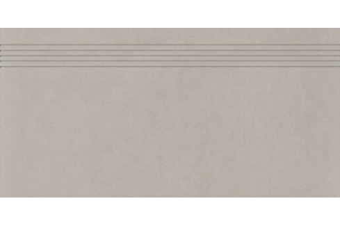 Schodovka Rako Trend šedá 30x60 cm, mat, rektifikovaná DCPSE654.1