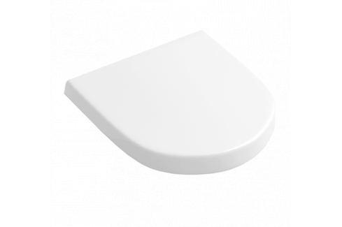 WC doska Villeroy & Boch Subway 2.0 duroplast biela 9M69S101