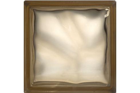 Glassblocks Luxfera 19x19 cm, brown 1908WBR