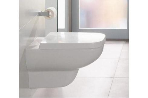WC doska Villeroy & Boch Joyce duroplast biela 9M52S101