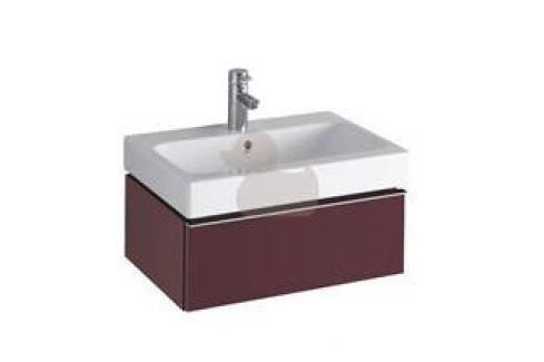 Skrinka pod umývadlo Keramag Icon, burgundy 840261000