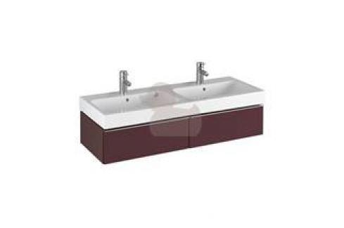 Skrinka pod umývadlo Keramag Icon, burgundy 840221000