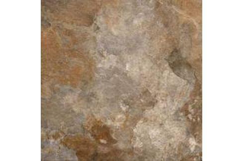Dlažba Sintesi Newslate hnedá 45x45 cm, mat NEWSLATE0393