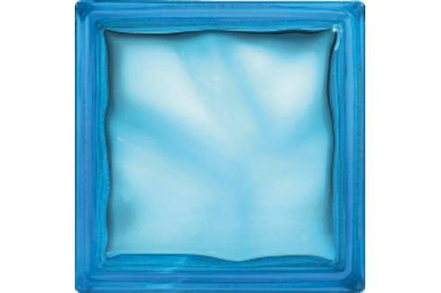 Luxfera Glassblocks azur 19x19x8 cm sklo 1908WAZUR
