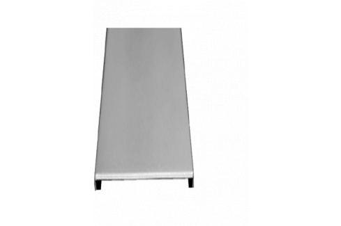 Ukončovacia lišta Glassblocks 8x1x200 cm kartáčovaný nerez GBLNEREZKN2M