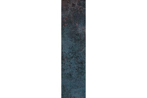 Dekor Cir Metallo nero strong 30x120 cm mat 1062817