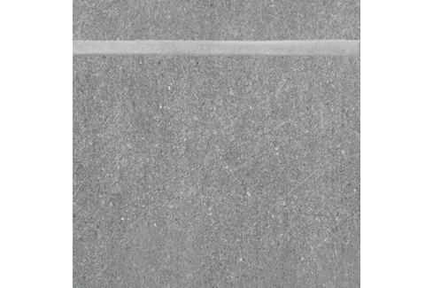 Dekor Rako Rebel tmavo šedá 20x20 cm mat DDT26742.1