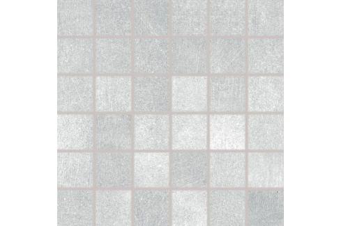 Mozaika Rako Rebel šedá 30x30 cm mat DDM06741.1