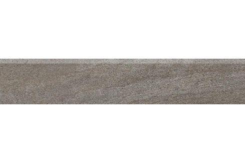 Sokel Rako Quarzit hnedá 8,5x45 cm mat DSAPM736.1