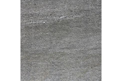 Dlažba Rako Quarzit tmavo šedá 60x60 cm mat DAR63738.1
