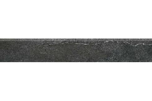 Sokel Rako Quarzit čierna 9,5x60 cm leštěná DSLS4739.1