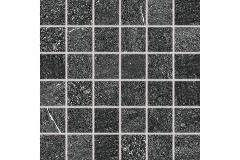 Mozaika Rako Quarzit čierna 30x30 cm mat DDM06739.1