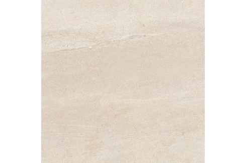 Dlažba Rako Quarzit béžová 60x60 cm leštěná DAL63735.1