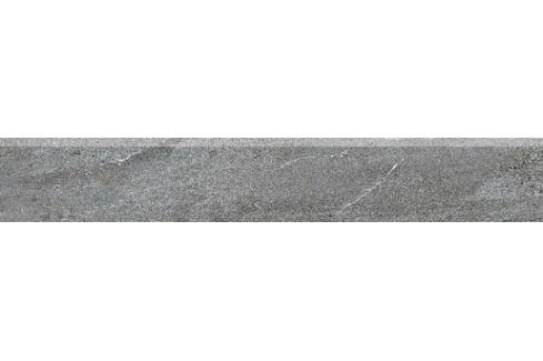 Sokel Rako Quarzit tmavo šedá 9,5x60 cm mat DSAS4738.1