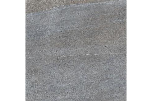 Dlažba Rako Quarzit tmavo šedá 60x60 cm leštěná DAL63738.1