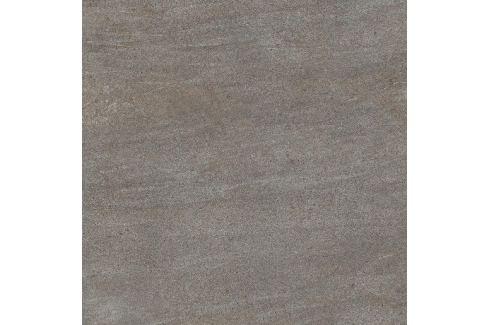 Dlažba Rako Quarzit hnedá 60x60 cm leštěná DAL63736.1