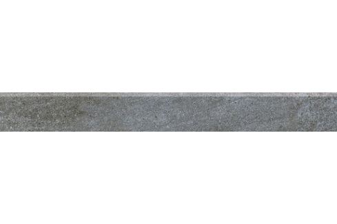 Sokel Rako Quarzit tmavo šedá 9,5x80 cm mat DSA89738.1