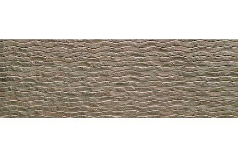 Dekor Realonda Stonehenge moka 40x120 cm reliéfní STH412DMO