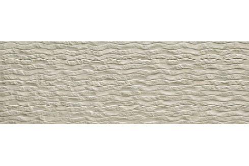 Dekor Realonda Stonehenge cream 40x120 cm reliéfní STH412DCR