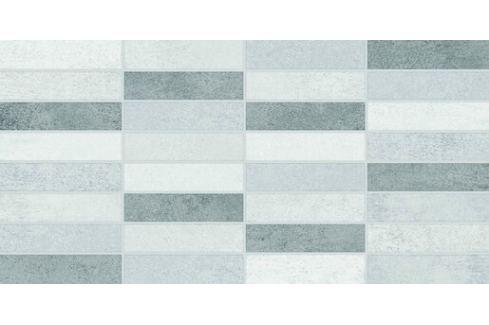 Dekor Multi Borneo šedá 20x40 cm mat WARMB445.1