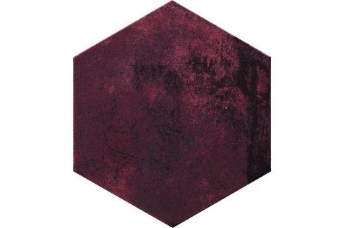 Dlažba Cir Miami red clay 24x27,7 cm mat 1063334