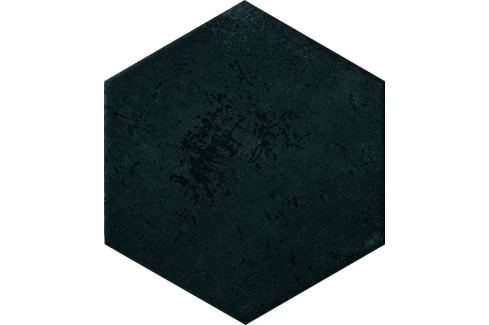 Dlažba Cir Miami green blue hexagon 24x27,7 cm mat 1063332