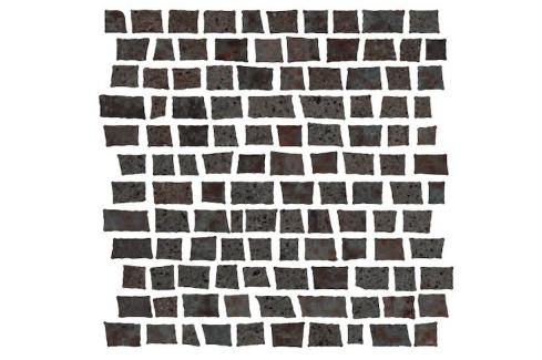 Mozaika Cir Metallo ruggine 30x30 cm mat 1062377