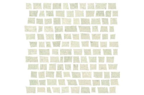 Mozaika Cir Metallo bianco 30x30 cm mat 1062374