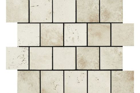 Mozaika Cir Miami white rope 30x40 cm mat 1064122