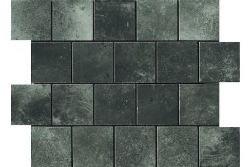 Mozaika Cir Miami pitch black 30x40 cm mat 1064124