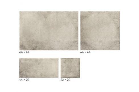 Dlažba Realonda Modular dust grey 44x66, 44x44, 22x22, 22x44 cm mat MDUSTGR