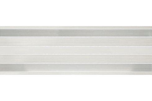 Dekor Fineza Selection biela 20x60 cm lesk DSELECT26WH