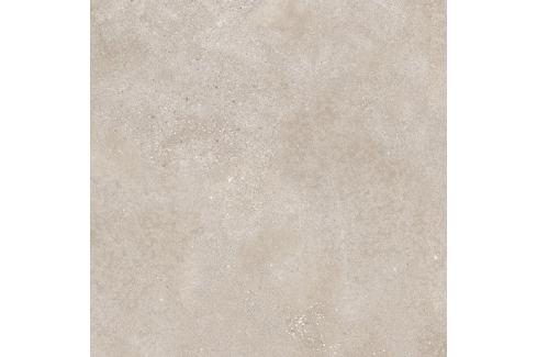 Dlažba Rako Betonico tmavo béžová 60x60 cm mat DAK63794.1