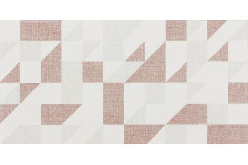 Dekor Rako Tess červená 20x40 cm mat / lesk WADMB454.1