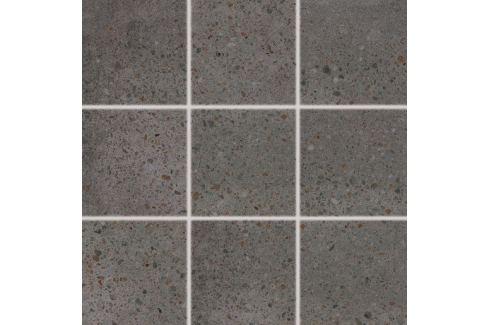 Dlažba Rako Piazzetta čierna 10x10 cm mat DAK12789.1