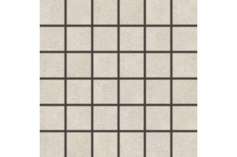 Mozaika Rako Betonico svetlo béžová 30x30 cm mat DDM06793.1