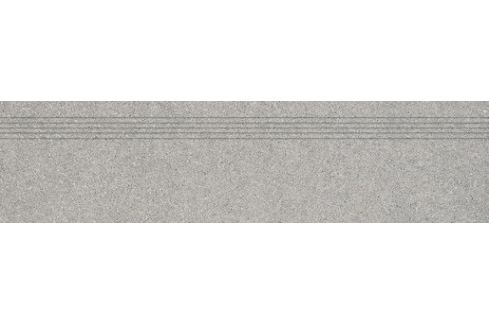 Schodovka Rako Block šedá 30x120 cm mat DCPVF781.1