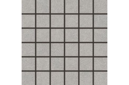 Mozaika Rako Block šedá 30x30 cm mat DDM06781.1