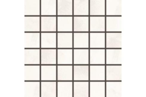 Mozaika Rako Blend biela 30x30 cm mat DDM06805.1