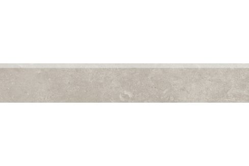 Sokel Rako Limestone béžovošedá 9,5x60 cm mat DSAS4802.1